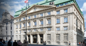 The Park Hyatt Vienna is expected to open in 2014.