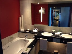 Westin Cape Town Bathroom