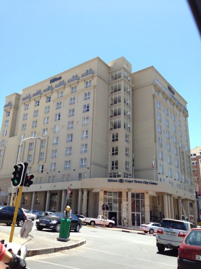 Hotel Review Hilton Cape Townthe Points Guy