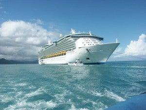 Take Advantage of the cruise