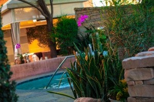 Guests can unwind at the spa at the Renaissance Esmeralda Indian Wells Resort & Spa.