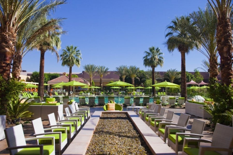 The Renaissance Palm Springs Hotel