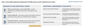 Amex Platinum additional cardholder benefits – you can add them on americanexpress.com -> Account summary -> Additional cards