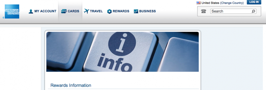 Visit Amex's new benefits site to see which cards earn bonuses at which merchants.