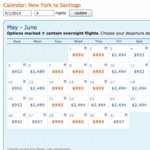 Cheap business class fares!