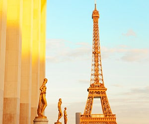 60,000 US Airways miles could get you to Paris and Hong Kong - and back again!