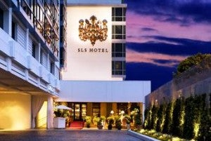 Staying at the SLS Beverly Hills will cost me an extra 8,000-9,000 points a night now.
