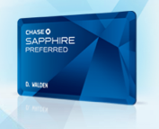 Your Sapphire Preferred won't look like this for much longer!