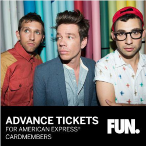 American Express Entertainment Access
