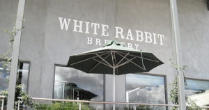 The White Rabbit Brewery.