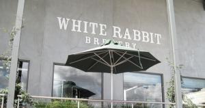 The White Rabbit Brewery.