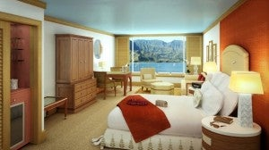 The St. Regis Princeville is among the properties jumping to Category 7.
