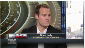 Did you catch me on Fox Business News, NBC, CNBC or PBS?