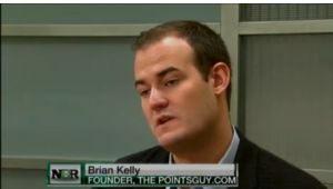 On the PBS Nightly Business Report.