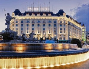 Luckily, one of my go-to European properties, the Westin Palace Madrid, isn't changing.