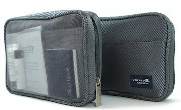 United BusinessFirst Amenity Kit