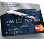 US Airways Mastercard Bonus Miles and Refunded Fees