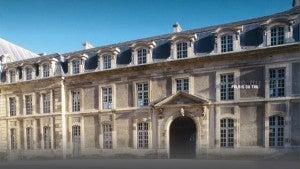 The  Palais du Tau.