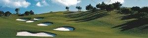 The 18-hole Atlantic Course designed by Robert Trent Jones Jr.