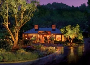 Calistoga Ranch is a secluded luxury resort in Upper Napa Valley.