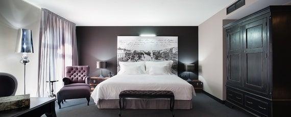 Double room at Fontecruz Lisboa