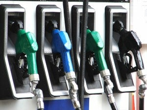 We all spend a lot of money on gas - we should earn a lot of points too.
