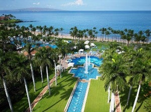 Want to swim at the Grand Wailea? Book sooner rather than later!