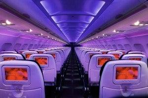Earn 500 Virgin America Elevate points.