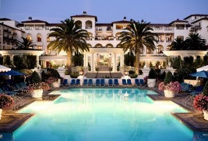 St. Regis Monarch Beach.