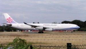 SkyTeam partner, China Airlines has a hub at Taoyuan International Airport
