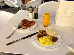 Centurion Breakfast