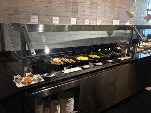 Centurion Breakfast buffet