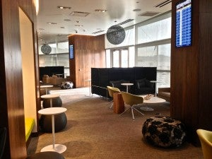 Centurion Lounge Space 3