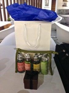 Centurion gift bag