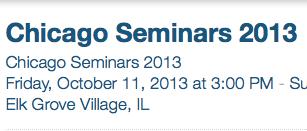 Chicago Seminars feat
