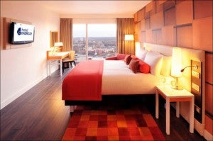 A stay at the Hotel Indigo Birmingham will only cost you 5,000 points until June 30.