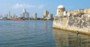 Cartagena beaches.