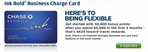 Ink Bold & Plus are all about the 5x spend category, big bonus and waived annual fee