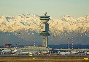 Milan Malpensa Airport
