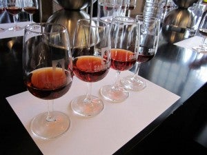 The wine tastings at Sandeman's are some of the best in Porto.
