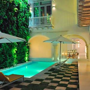 Tcherassi Hotel and Spa.