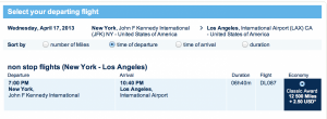 Use Air France miles to book one-way Delta awards.