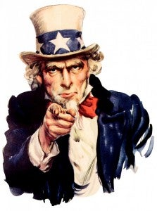 Uncle Sam is reminding you to use a points earning credit card when you pay your taxes this year.
