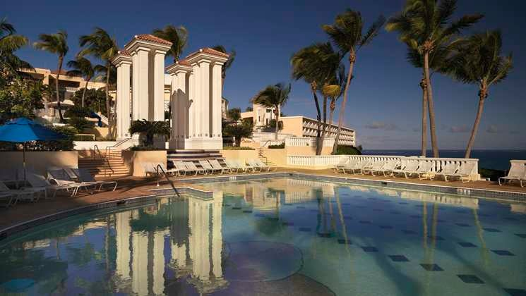 Get a 5th night free at the El Conquistador, A Waldorf Astoria Resort, with rates starting at $189/night.