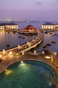 The Intercontinental Hanoi is one of this round of PointBreaks hotels.