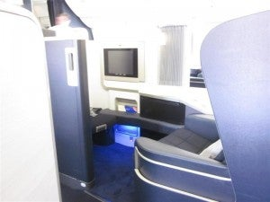 While taxes and fees can be pricy, British Airways has a solid First Class transatlantic product with great availability