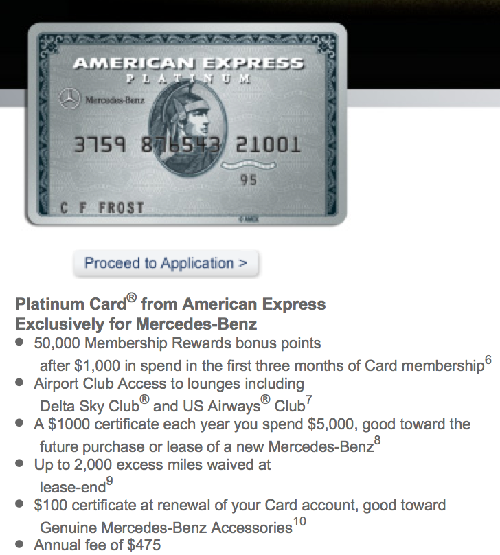 Travel tuesday top 10 most valuable credit card sign up for Mercedes benz american express platinum
