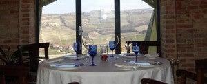 "Breathtaking views from Chef Antonino Cannavacciuolo's ""School"" at"