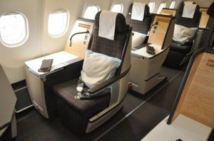 Why take economy when Swiss business class will only cost you 30k more miles and nothing more in taxes and fees?
