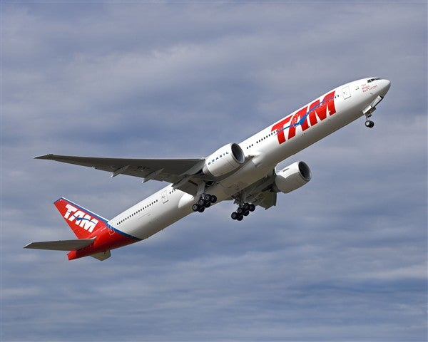 TAM airlines will be joining oneworld in March.